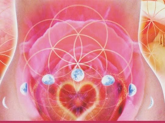 Cercle de femme «La Rose sacrée»